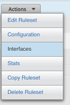 Select Interfaces