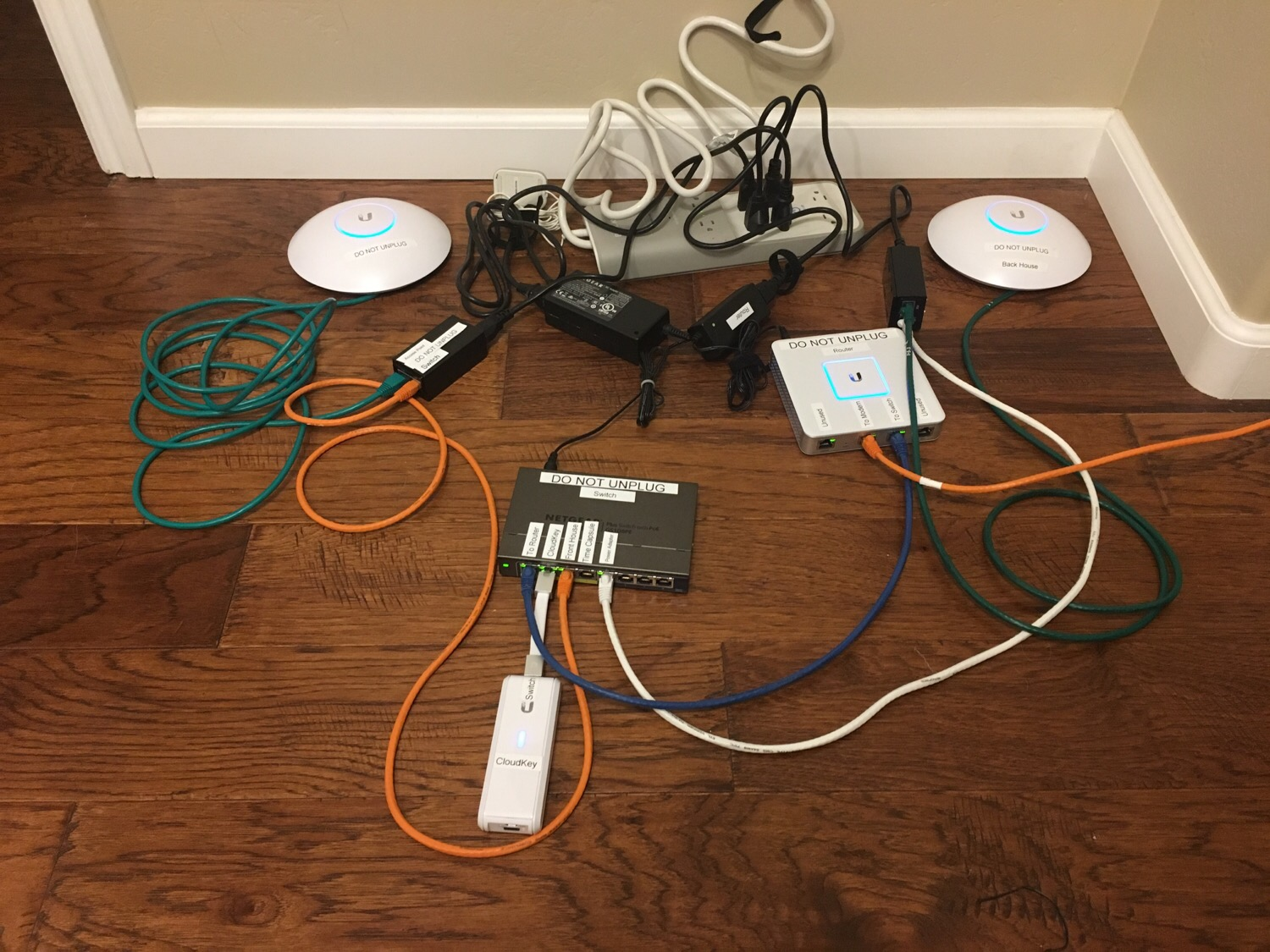 Curing home Internet problems with UniFi gear – Scott Gruby's Blog