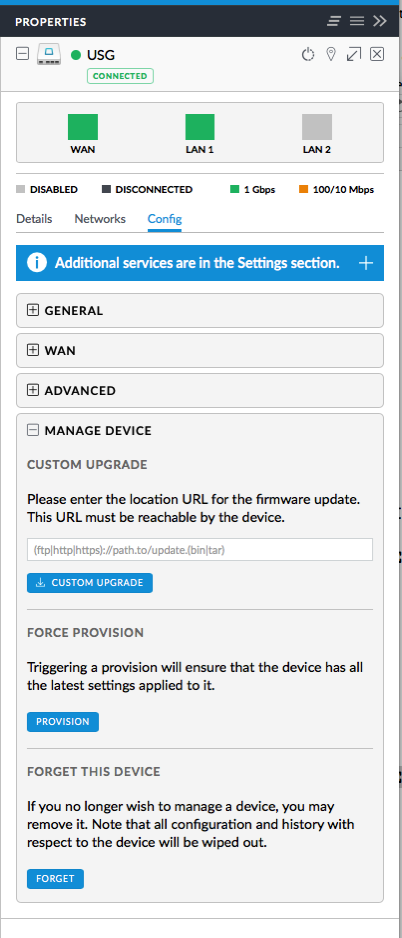Setting up a UniFi Security Gateway for an On Demand iOS VPN